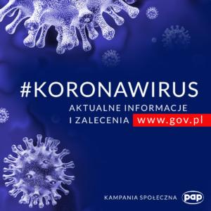 www.gov.pl/koronawirus